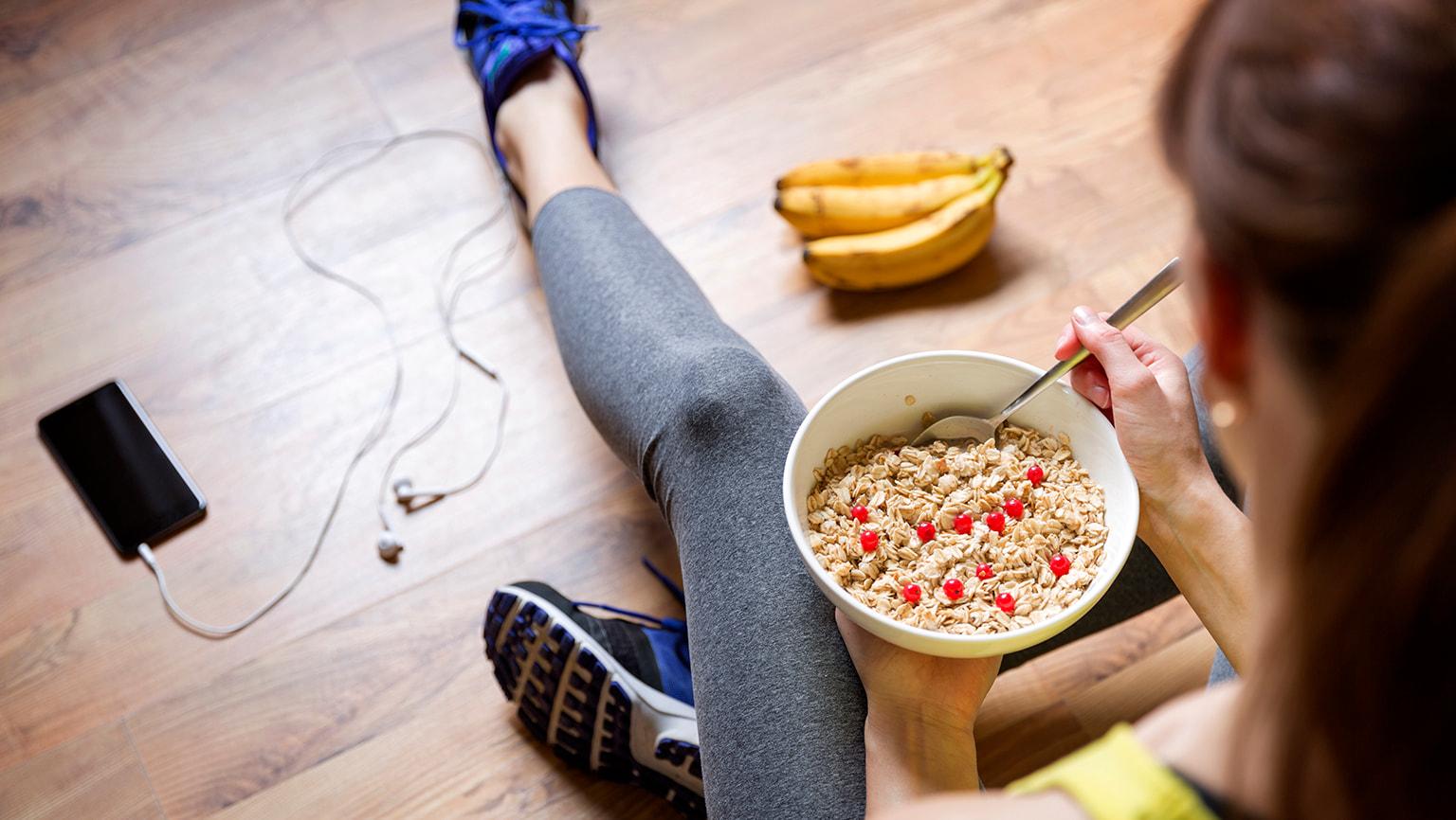運動後的燃脂飲食法