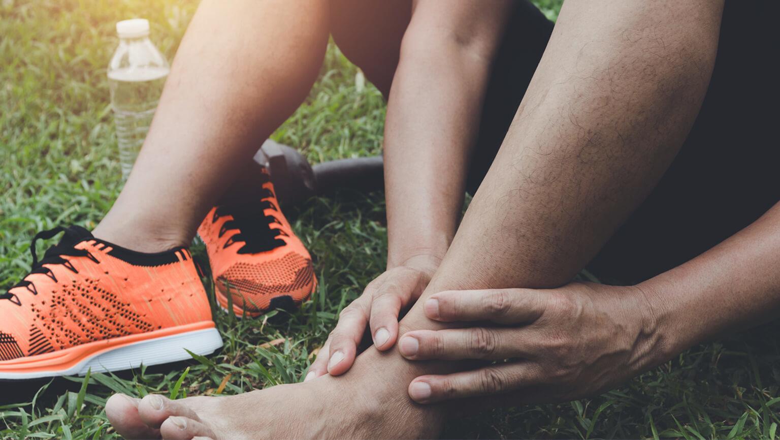 新手跑步為什麼常腳痛?