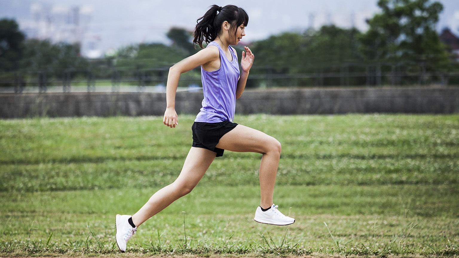 Running 跑步