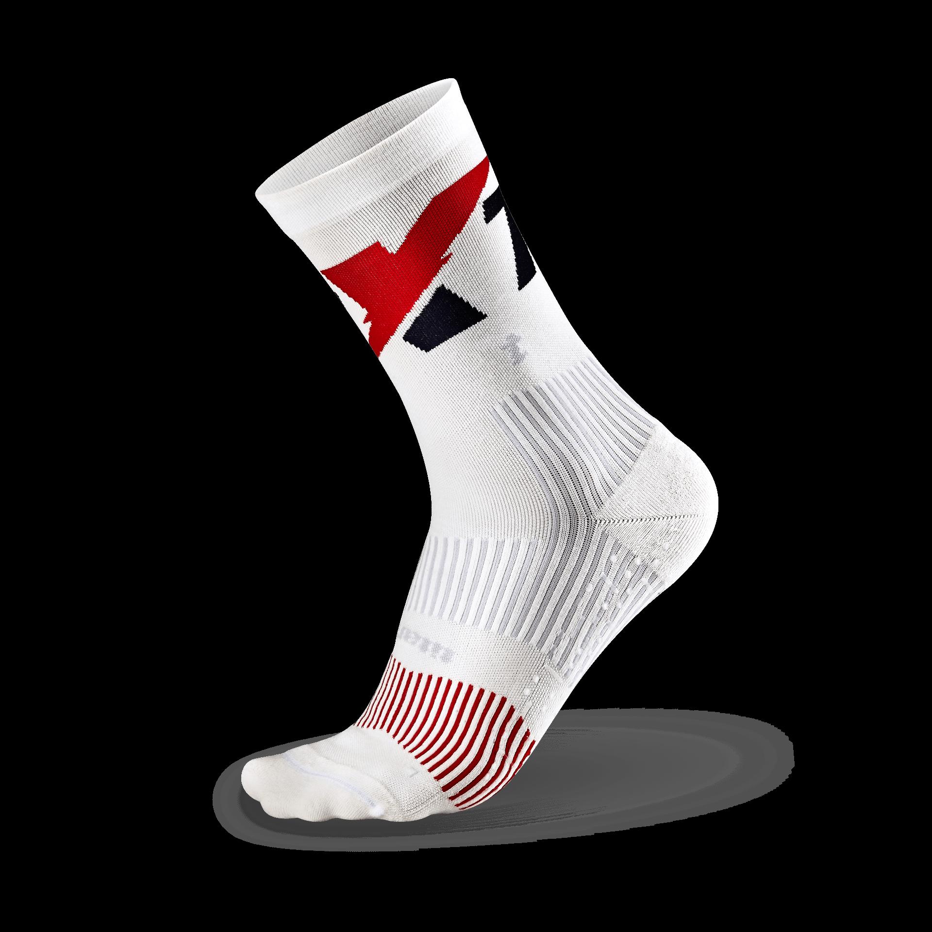 三鐵競速襪 中筒 - FXT 聯名款