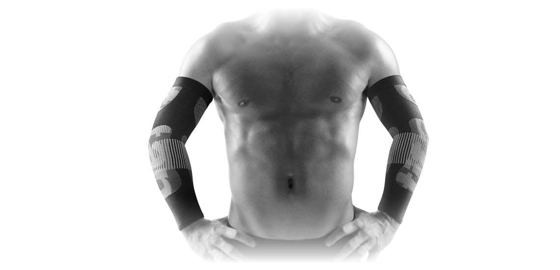 運動機能袖套