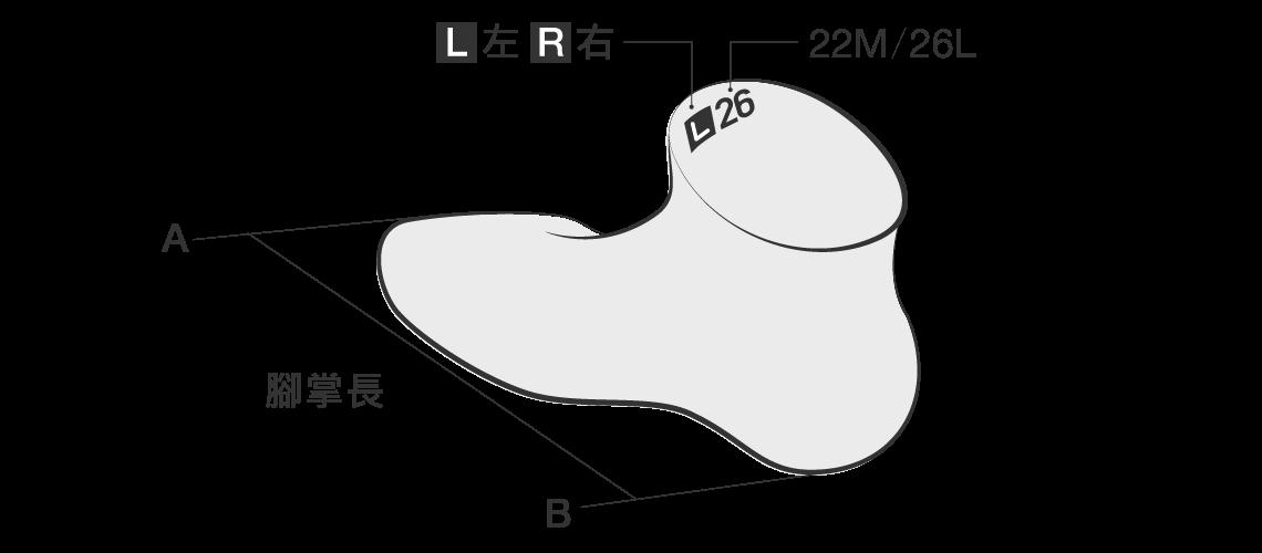 自行車襪RACE2