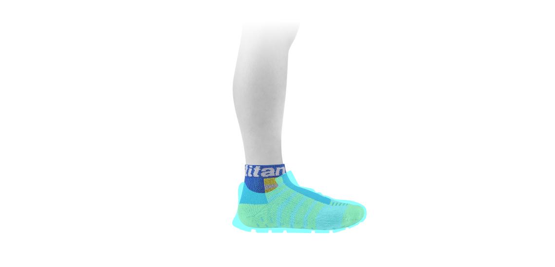 兒童專用運動襪