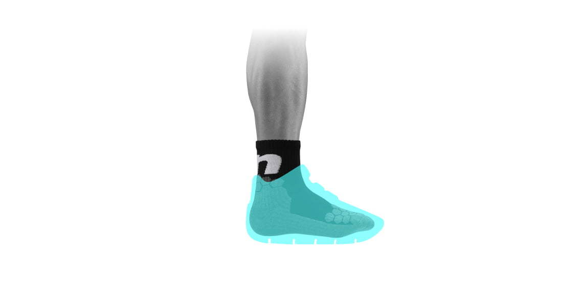 專業籃球襪-TANK