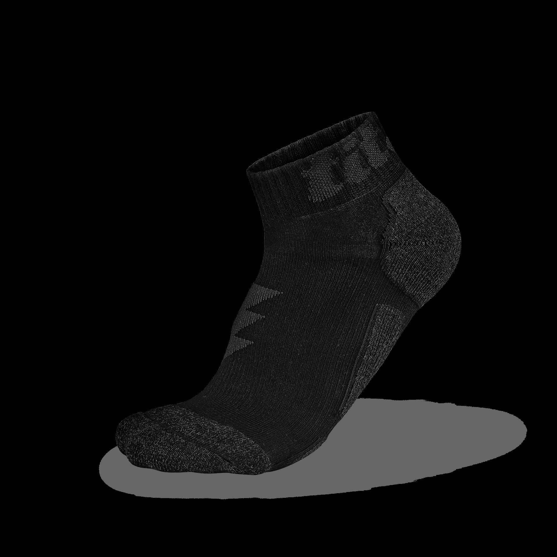 功能慢跑襪-閃電