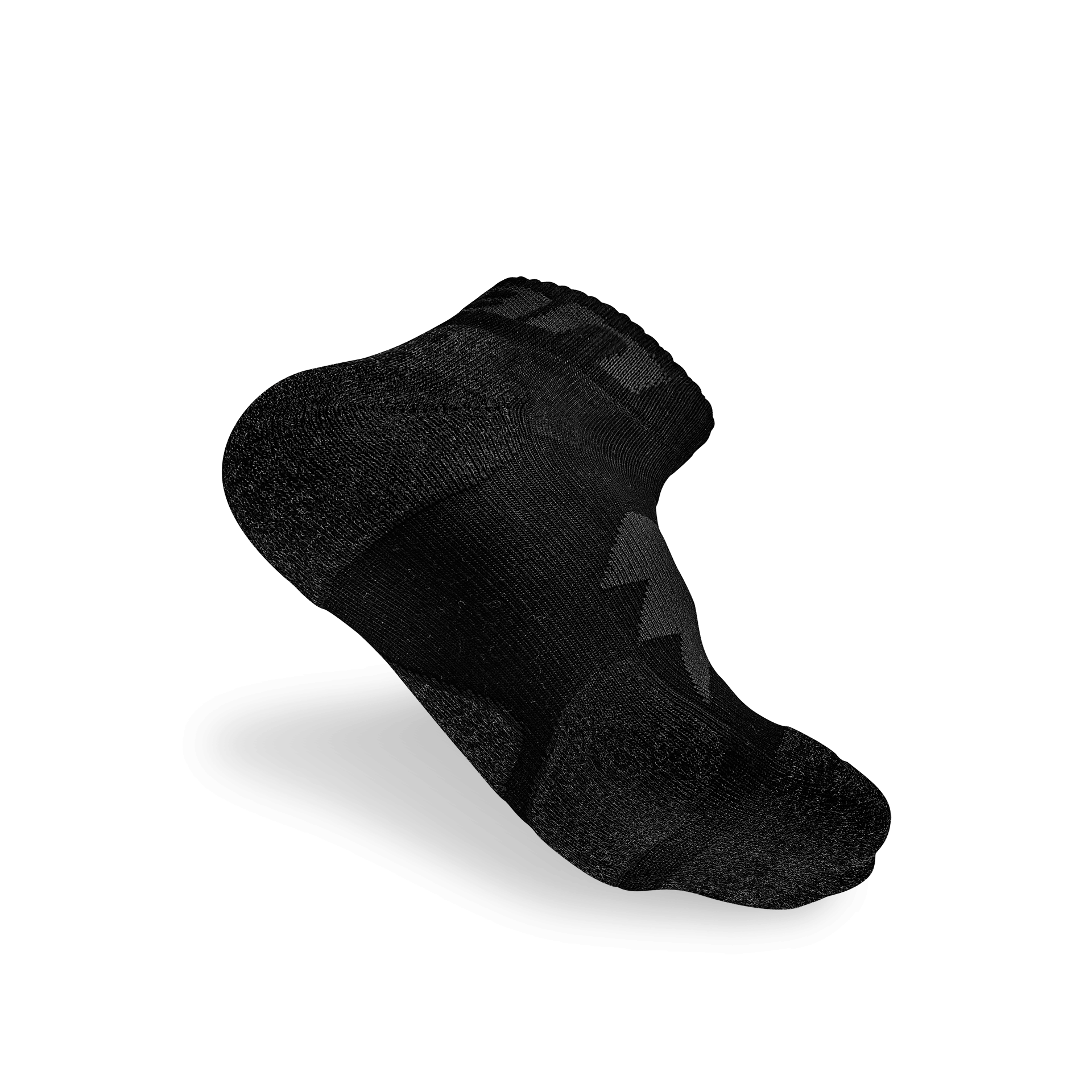 功能慢跑襪 - 閃電