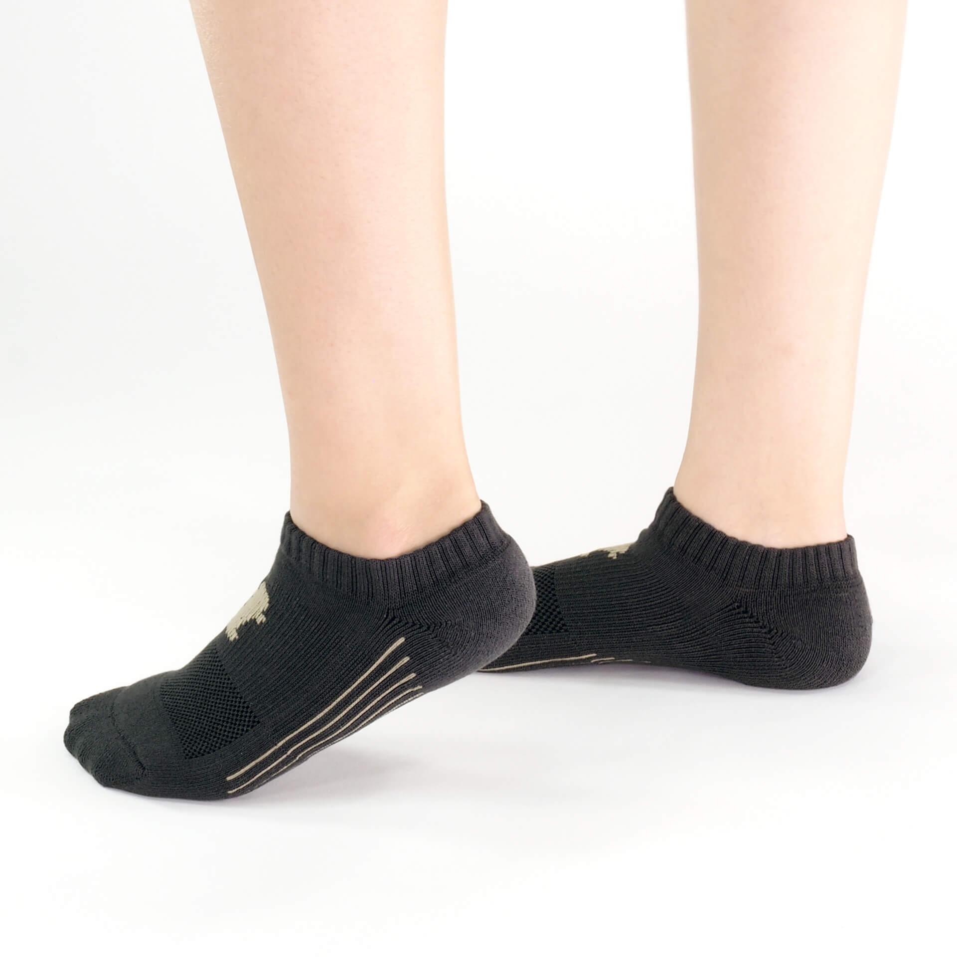 舒壓生活襪 踝型