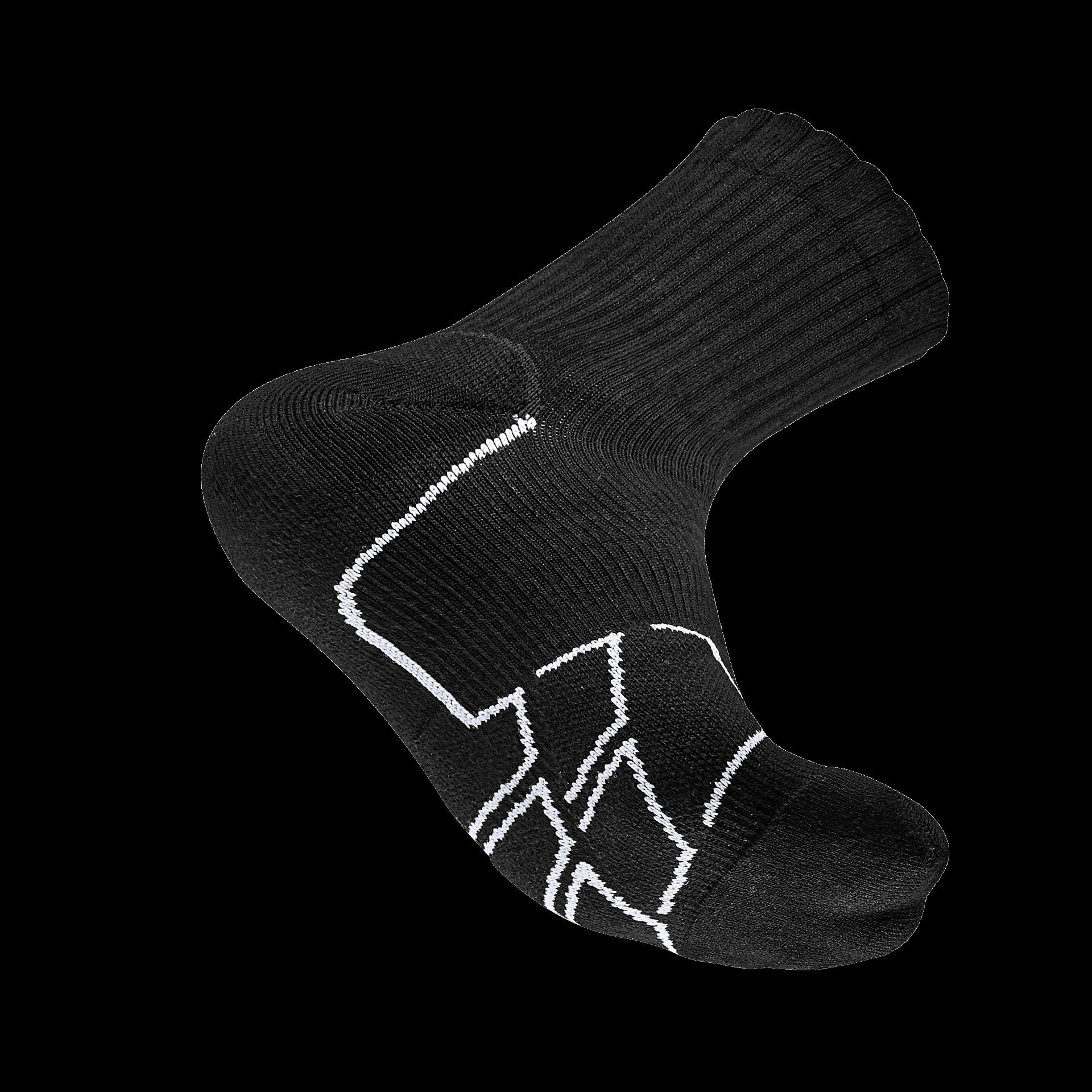 側向運動襪 中筒