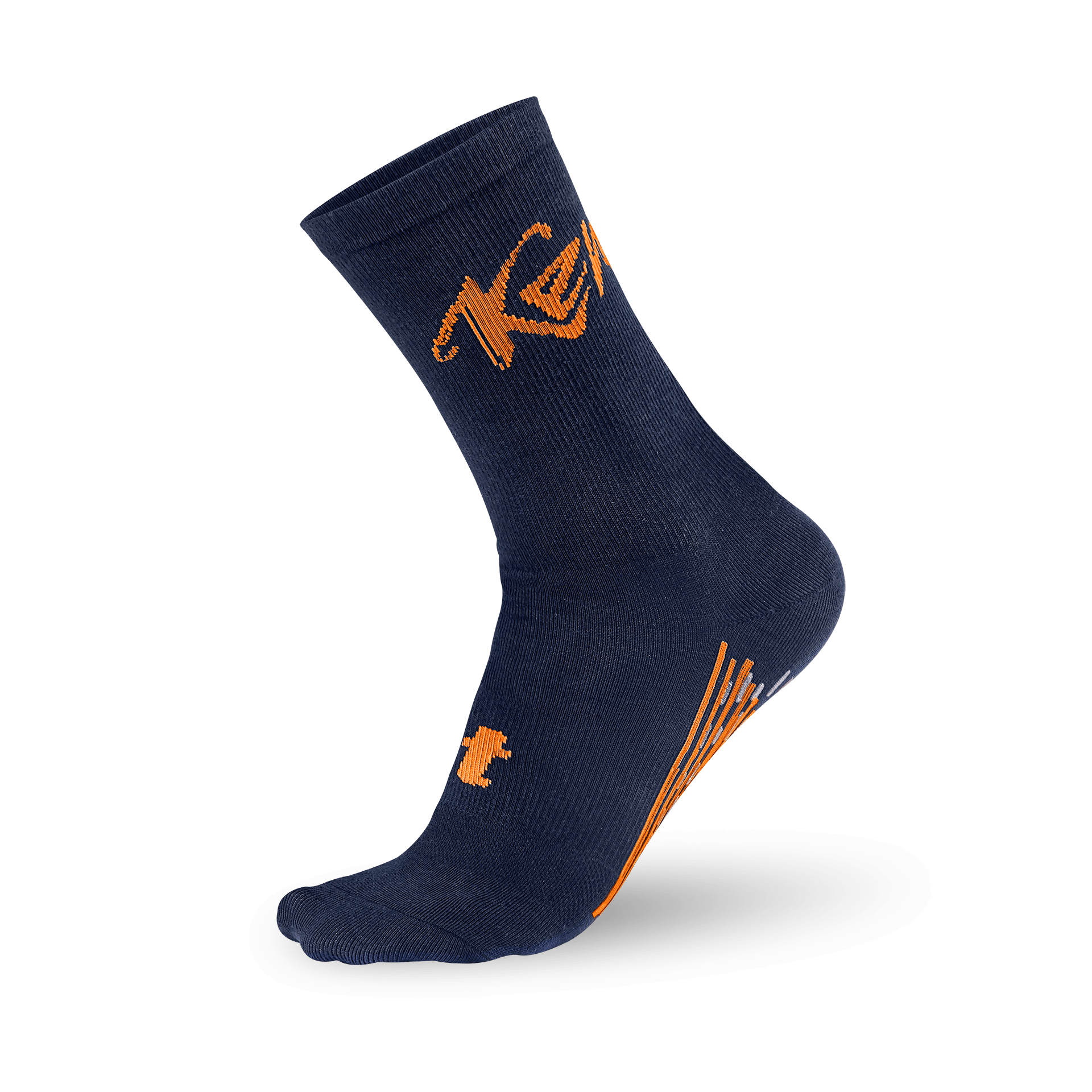 薄型訓練襪 中筒 - 許元耕聯名款