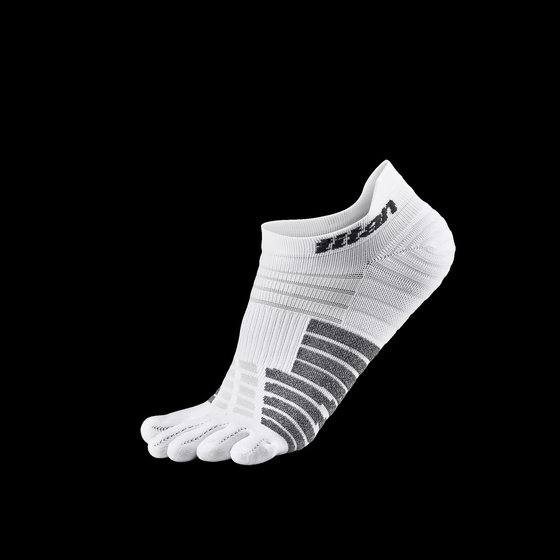 五趾薄型跑襪 踝型