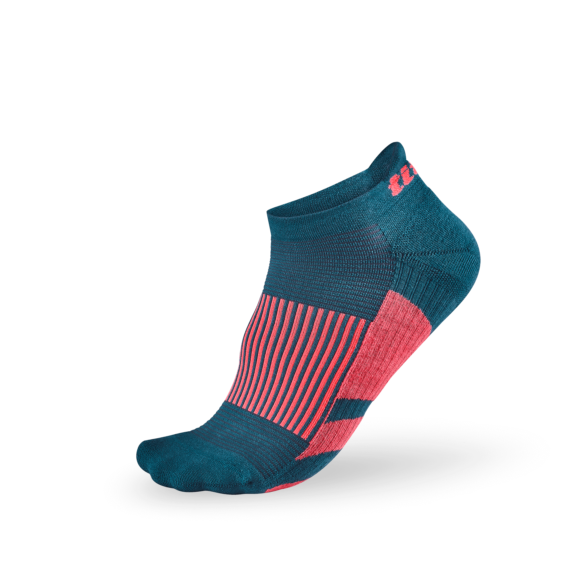 薄型功能慢跑踝襪